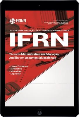 Download Apostila IFRN Pdf - Auxiliar em Assuntos Educacionais