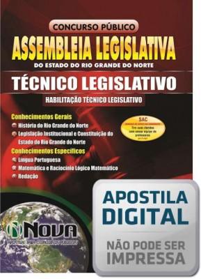 Técnico Legislativo