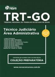 Download Apostila TRT GO Pdf - Técnico Judiciário - Área Administrativa
