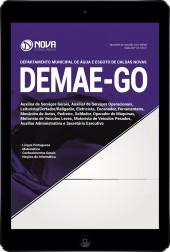 Download Apostila DEMAE-GO Pdf - Comum aos cargos de Nível Fundamental
