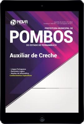 Download Apostila Prefeitura de Pombos - PE Pdf - Auxiliar de Creche