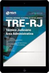 Download Apostila TRE RJ 2017 Pdf - Técnico Judiciário - Área Administrativa