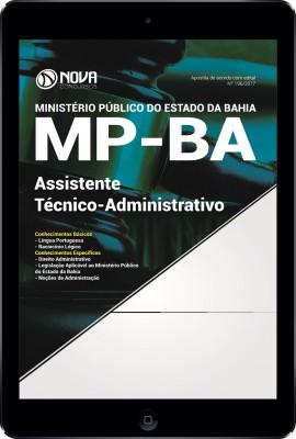 Download Apostila MP BA 2017 Pdf - Assistente Técnico Administrativo