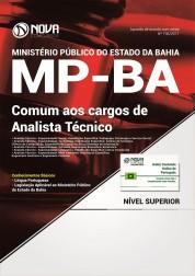 Apostila MP BA - Comum aos Cargos de Analista Técnico