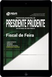 Download Apostila Prefeitura de Presidente Prudente - SP Pdf - Fiscal de Feira