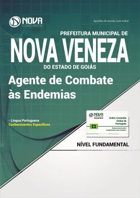 Apostila Prefeitura de Nova Veneza - GO - Agente de Combate às Endemias