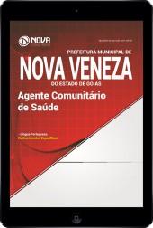 Download Apostila Prefeitura de Nova Veneza - GO Pdf - Agente Comunitário de Saúde