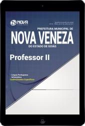 Download Apostila Prefeitura de Nova Veneza - GO Pdf - Professor II