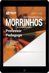 Download Apostila Prefeitura de Morrinhos - GO Pdf - Professor: Pedagogo