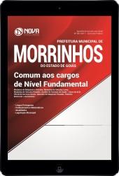 Download Apostila Prefeitura de Morrinhos - GO Pdf - Comum aos cargos de Nível Fundamental