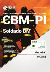 Apostila Bombeiros PI (CBM-PI) - Soldado BM