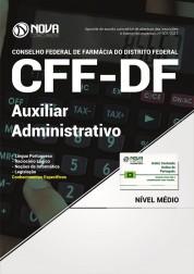 Apostila CFF-DF - Auxiliar Administrativo