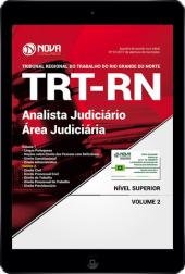 Download Apostila TRT-RN PDF - Analista Judiciário - Área judiciária