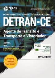 Apostila DETRAN CE 2017 - Agente de Trânsito e Transporte e Vistoriador