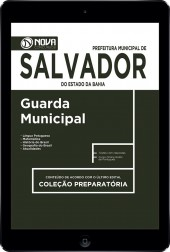 Download Apostila Prefeitura de Salvador - BA PDF - Guarda Municipal