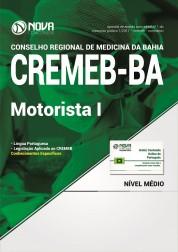Apostila CREMEB - BAHIA - Motorista I