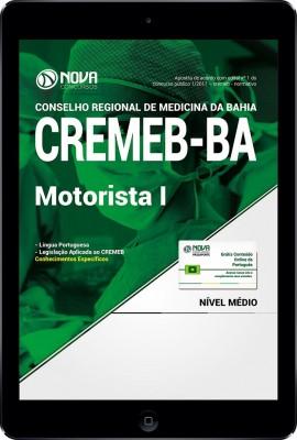 Download Apostila CREMEB - BAHIA PDF - Motorista I