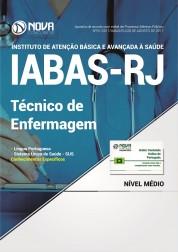 Apostila IABAS-RJ - Técnico de Enfermagem