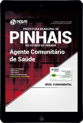 Download Apostila Prefeitura de Pinhais-PR  PDF - Agente Comunitário de Saúde