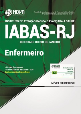 Apostila IABAS-RJ - Enfermeiro