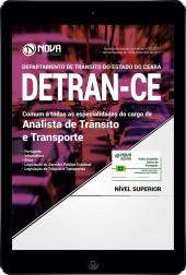 Download Apostila DETRAN-CE PDF - Comum aos Cargos de Analista de Trânsito e Transportes