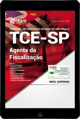 Download Apostila TCE SP PDF - Agente da Fiscalização