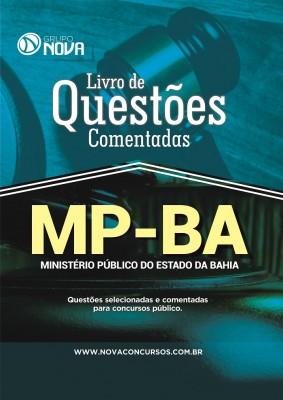 Livro de Questões - MP-BA
