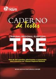 Caderno de Testes - TRE-SP