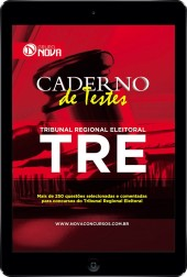 Download Caderno de Testes - TRE-SP PDF