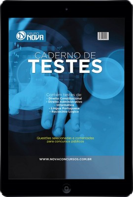 Download Caderno de Testes PDF - INSS