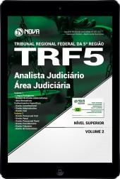 Download Apostila TRF 5 PDF - Analista Judiciário - Área Judiciária
