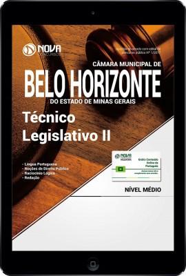 Download Apostila Câmara Municipal de Belo Horizonte - MG PDF - Técnico Legislativo II