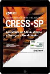 Download CRESS-SP PDF - Assistente de Administração e Serviços – Atendimento