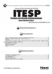 Técnico em Gestão Organizacional - Apoio Administrativo
