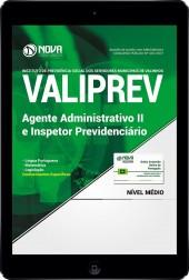 Download VALIPREV PDF - Agente Administrativo II e Inspetor Previdenciário
