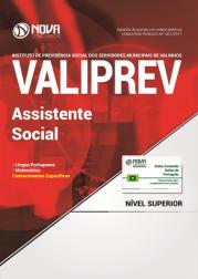 Apostila VALIPREV - Assistente Social