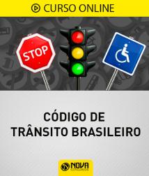 Curso Online Código de Trânsito Brasileiro
