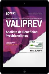 Download VALIPREV PDF - Analista de Benefícios Previdenciários