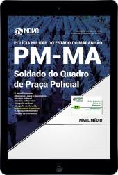 Download Apostila PM MA 2017 PDF - Soldado do Quadro de Praças Policial