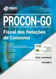 Apostila PROCON-GO - Fiscal de Relações de Consumo