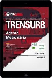 Download Apostila TRENSURB PDF - Agente Metroviário