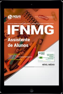 Download Apostila IFNMG PDF - Assistente de Alunos
