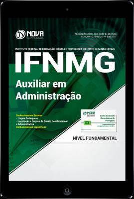Download Apostila IFNMG PDF - Auxiliar em Administração