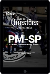 Ebook de Questões Comentadas - PM-SP (PDF)
