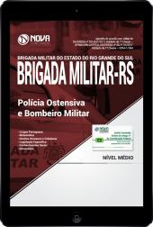 Download Apostila Brigada Militar-RS PDF - Polícia Ostensiva e Bombeiro Militar