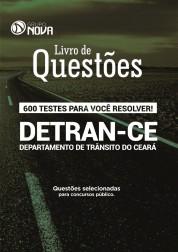 Livro de Questões - DETRAN-CE – 600 Testes