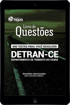Download Livro de Questões - DETRAN-CE PDF 2017 – 600 Testes