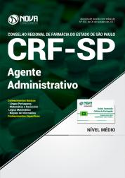 Apostila CRF-SP - Agente Administrativo