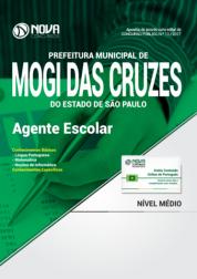 Apostila Prefeitura de Mogi das Cruzes-SP - Agente Escolar
