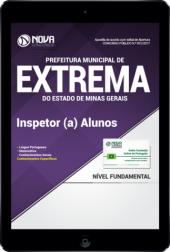 Download Apostila Prefeitura de Extrema-MG PDF - Inspetor (a) Alunos